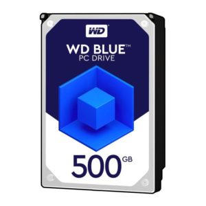 Western Digital Disco Duro Interno Computador 500GB 3.5