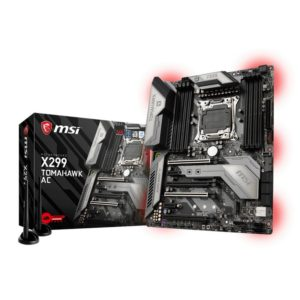 MSI Placa Madre Intel X299 Tomahawk (s2066)1