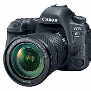 Canon Camara Fotográfica EOS 6D MARK II