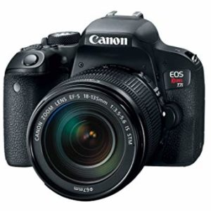 Canon Camara Fotográfica EOS REBEL T7I 18-135