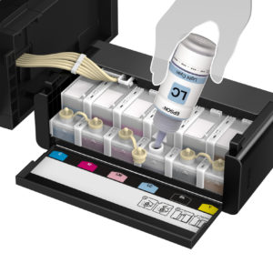 EPSON Impresora Tinta Color EcoTank L810 C11CE32303