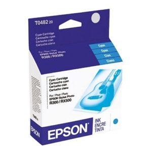 Epson Tinta 48 Cian Claro T048520
