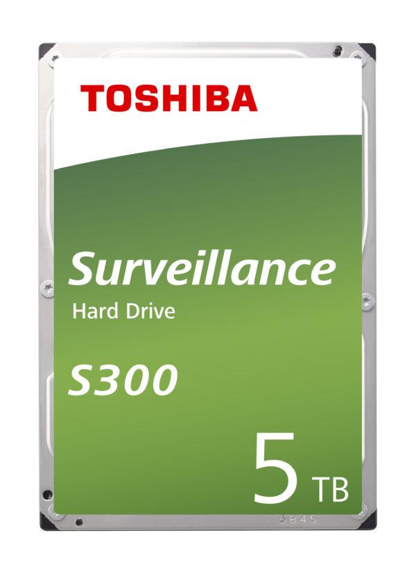 "Toshiba Disco Duro Interno Computador 5TB 3.5"" S300 HDWT150UZSVA"