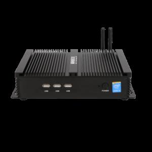 Minibox PC Mini DF-Pro 5 Industrial Fanless I5-4200U 4GB RAM SSD 120GB o HDD 500GB MBFDFPRO54G12S
