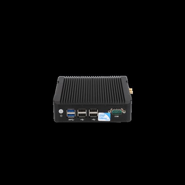 Minibox Mini PC DS MultiTask Nano Solutions Fanless Celeron 3160 4GB RAM SSD 120GB MBDSM4G12S