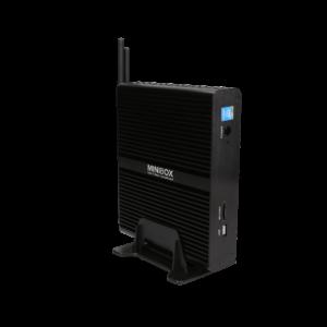 Minibox PC Mini Pro 7 Corporate Fanless I7-6500U 4GB RAM SSD 120GB o HDD 500GB MBFPRO74G12S