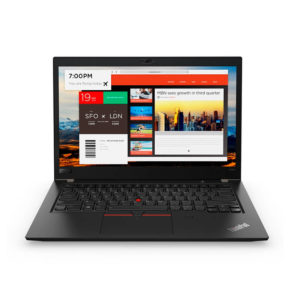Lenovo Notebook ThinkPad T480 i7-8550U 8GB 512GB SSD W10Pro 20L5S1TV00