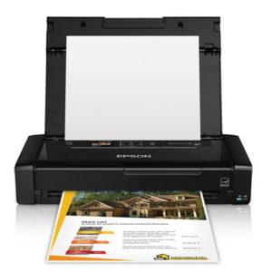 Epson Impresora Portatil WorkForce WF-100 C11CE05302