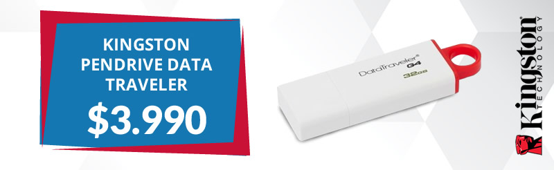 Kingston Pendrive DataTraveler I G4 DTIG4 32GB