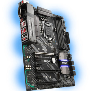 MSI Placa Madre Intel Z370 Tomahawk ATX 2