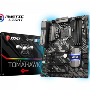 MSI Placa Madre Intel Z370 Tomahawk ATX