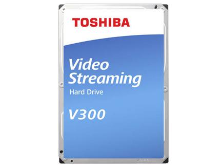 Toshiba Disco Duro Interno Computador 2TB 3.5 V300 HDWU120UZSVA