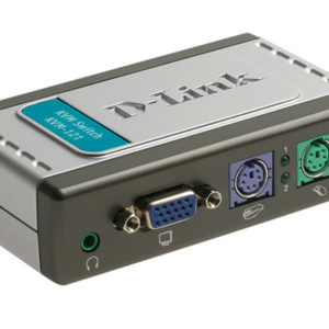 D-Link Switch KVM-121