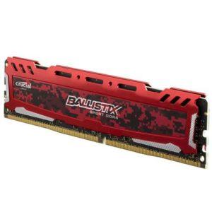 Crucial Memoria Ram DDR4 8GB 2666 mhz PC/servidor BLS8G4D26BFSEK