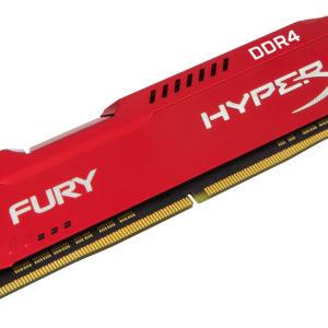 Kingston Memoria Ram DDR4 HyperX FURY 8GB 2400MHz PC/servidor HX424C15FR2/8