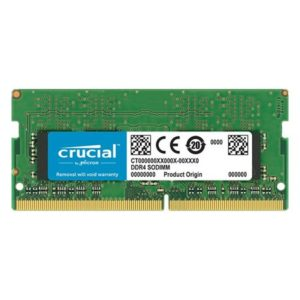Crucial Memoria Ram DDR4 16GB 2666 mhz PC/servidor CT16G4SFD8266
