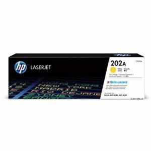 HP Toner 202A Amarillo CF502A