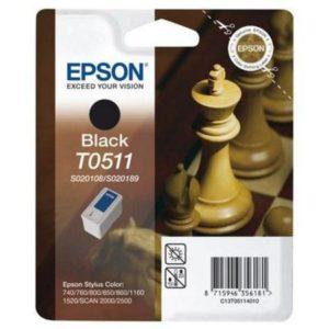 Epson Tinta T051 Negra S020189