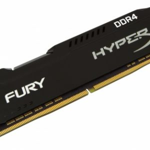 Kingston Memoria Ram DDR4 HyperX FURY 8GB 2400MHz PC/servidor HX424C15FB2/8