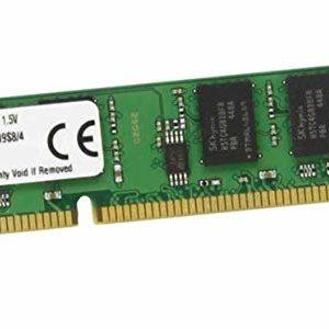 Kingston Memoria Ram DDR3 4GB 1333MHz PC/servidor KVR13N9S8/4
