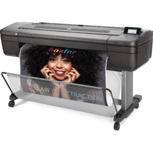 HP Impresora DesignJet Z9 dr 44-in PostScript Printer con V-Trimmer X9D24A