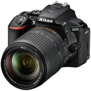 Nikon Cámara Fotográfica D5600 CLENTE 18-140mm AF-P VR G DX