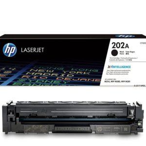 HP Toner 202A Negro CF500A