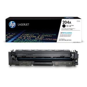 HP toner 204A Negro CF510A