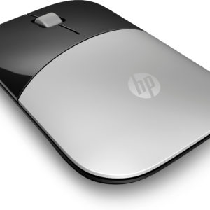 HP Wireless Mouse Z3700 Silver X7Q44AA#ABL