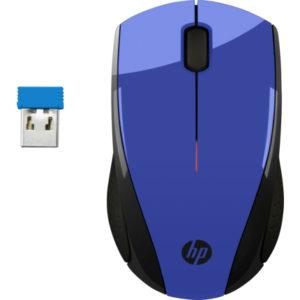 HP Mouse Wireless x3000 Blue 2HW70AA#ABL