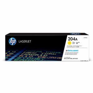 HP Toner 204A Amarillo CF512A