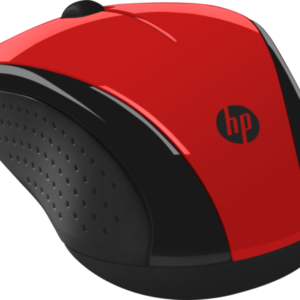 HP Wireless Mouse X3000 Red 2HW69AA#ABL