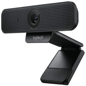 Logitech Webcam C925e para colaboración con video HD 1080p 960-001075
