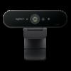 Logitech Webcam BRIO con Micrófono. 4K UltraHD 960-001105