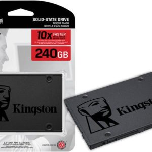 Kingston Disco SSD 240gb A400 Sa400s37