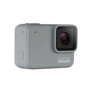 GoPro Cámara Hero 7 Silver 4K