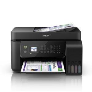 EPSON Impresora Multifuncional EcoTank L5190 C11CG85303