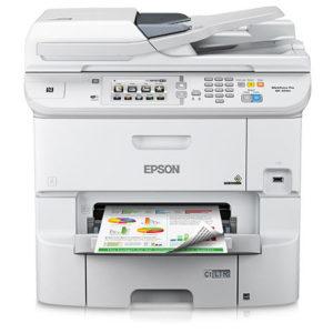EPSON Impresora Multifuncional WorkForce Pro WF-6590 C11CD49201