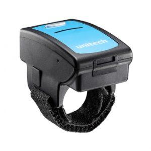 Unitech Anillo Scanner Codigo de Barra 1D Bluetooth MS650