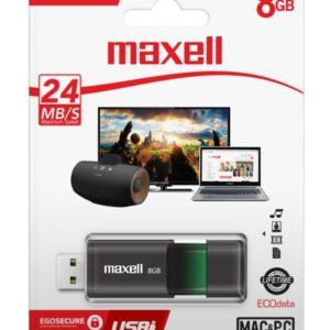 Maxell Pendrive 8 GB Flix