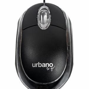 Urbano Kit Mouse + Teclado Design UD-DDES23