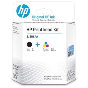 HP Cabezal de Impresión M0H51A M0H50A Tricolor y Negro 3JB06AA