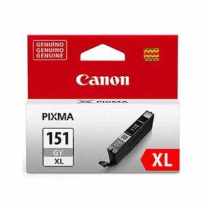 CANON Tinta CLI 151XL Gris 6481B001