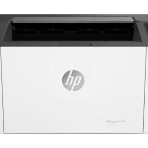 HP Impresora Laser 107A 4ZB77A