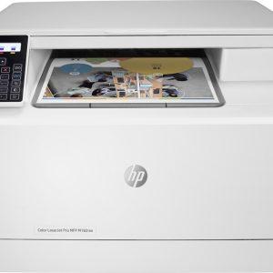 HP Impresora Multifunción LaserJet Pro Color M182NW 7KW55A