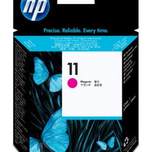 HP Cabezal de Impresión 11 Magenta C4812A