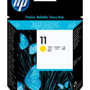 HP Cabezal de Impresión 11 Amarillo C4813A