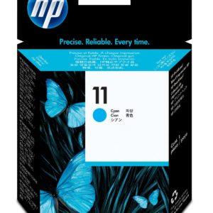HP Cabezal de Impresión 11 Cyan C4811A