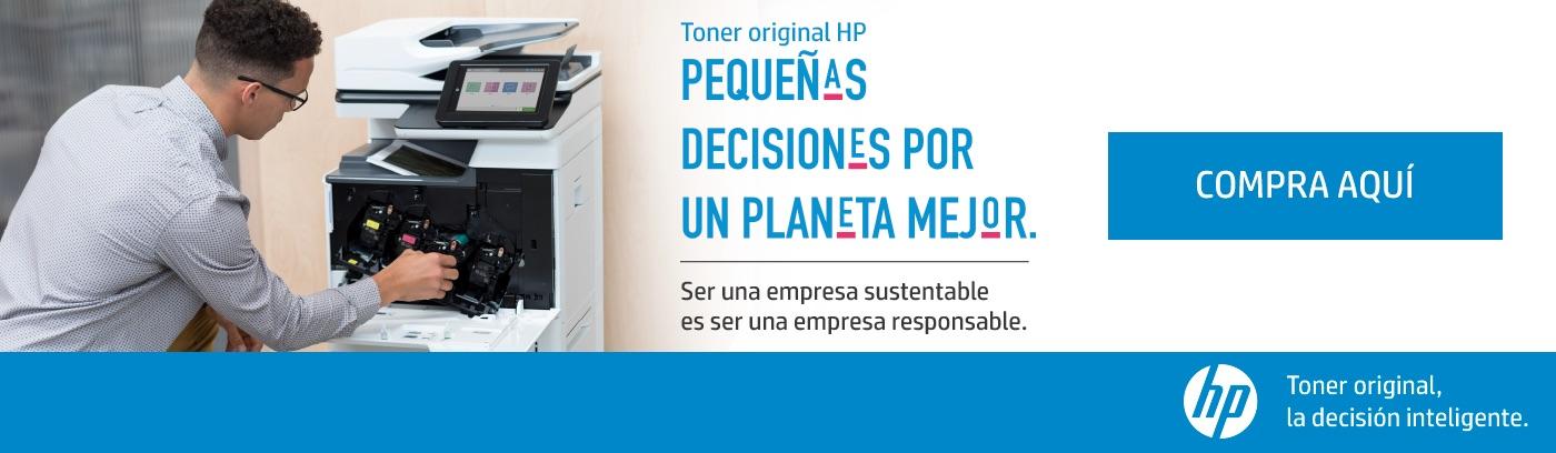 tóner originales HP